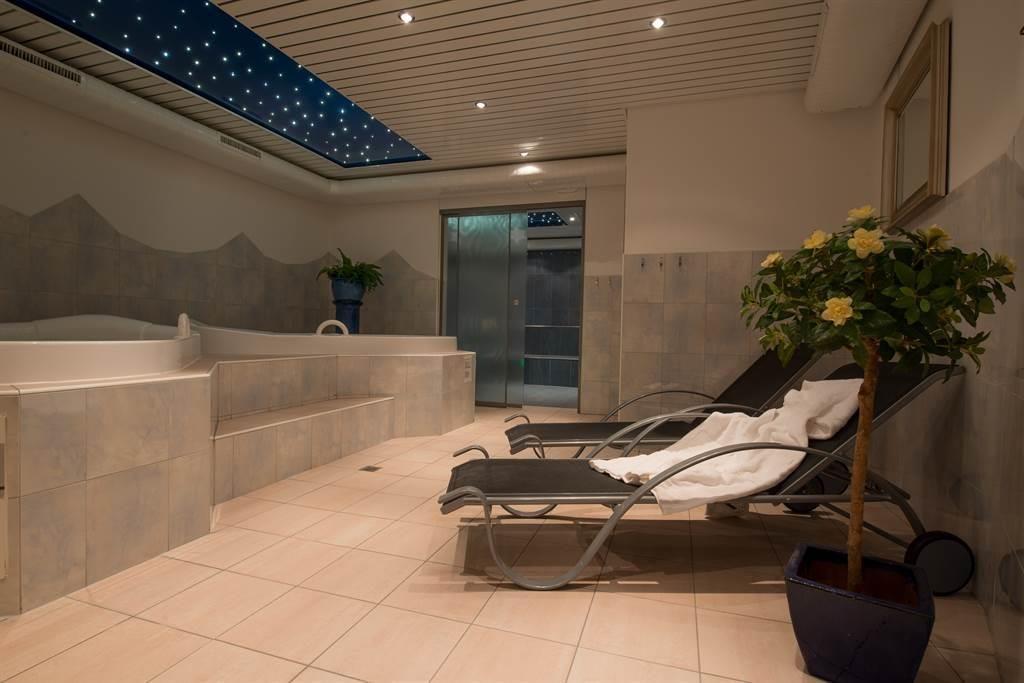 Wellnessbereich Hotel Kristall-Saphir