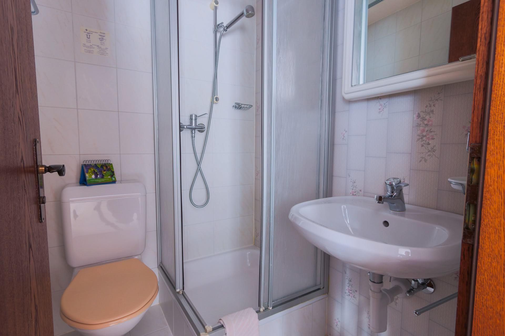 WC - Allalin - Monte Rosa