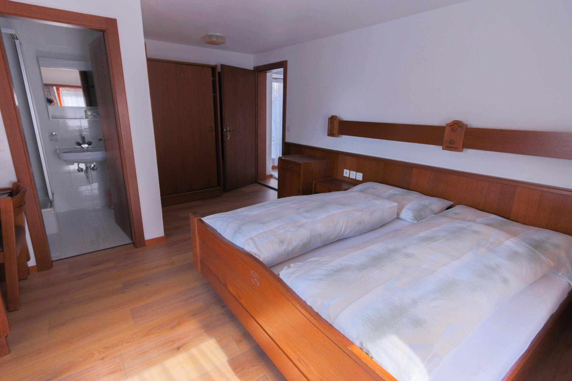 room 20 with WC - Nadelhorn - Monte Rosa