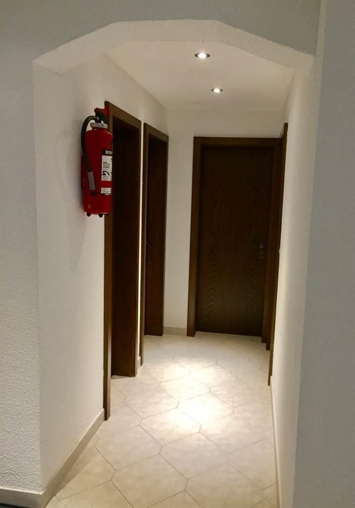 Korridor zu Schlafzimmer