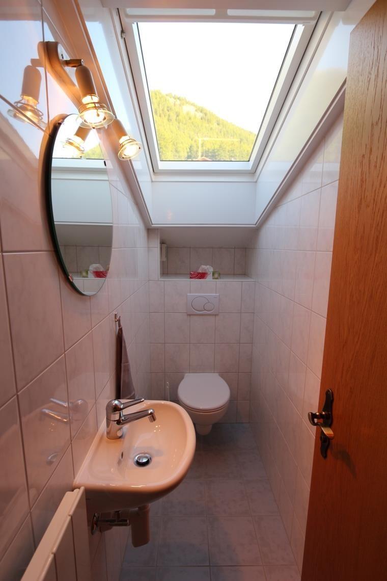 WC Wohnung 10