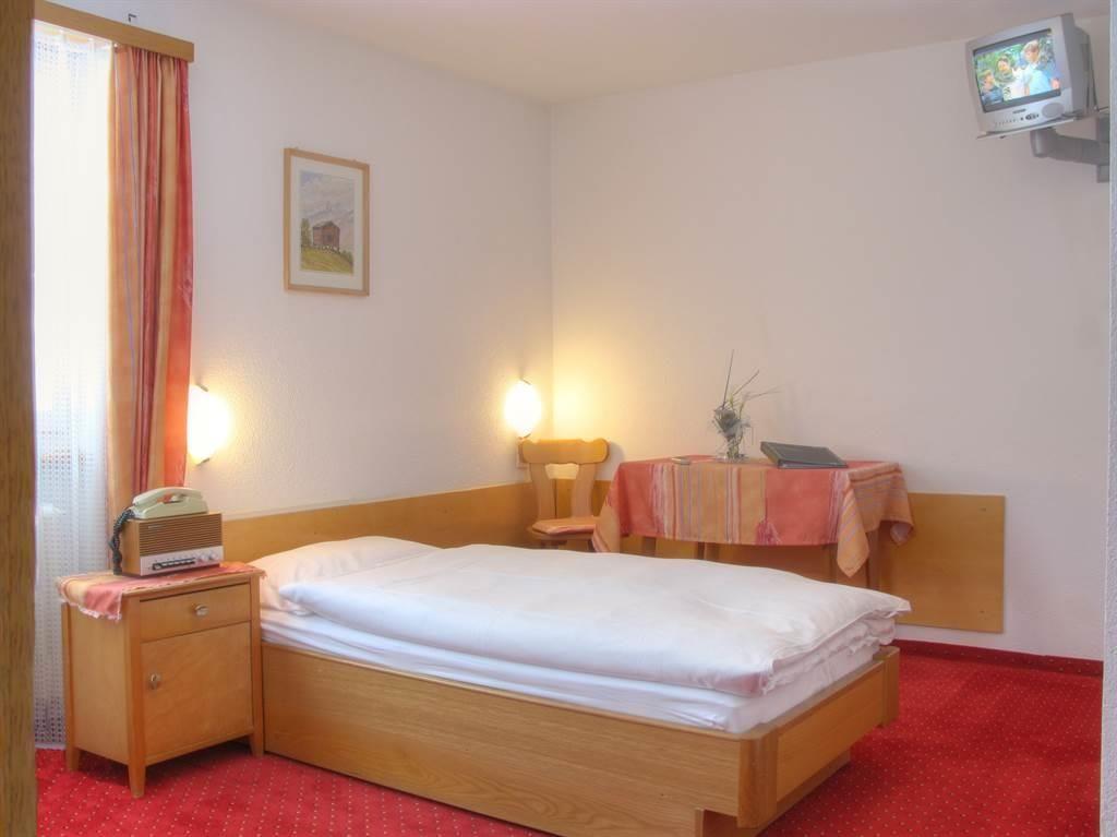 Einzelzimmer Hotel Mattmarkblick