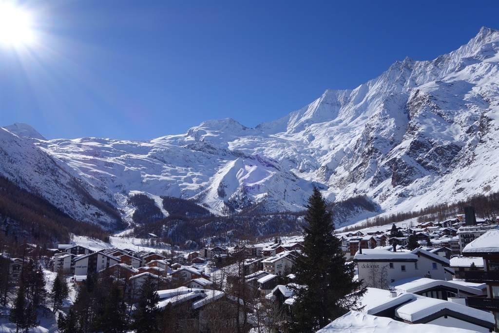 Saas Fee Perle der Alpen