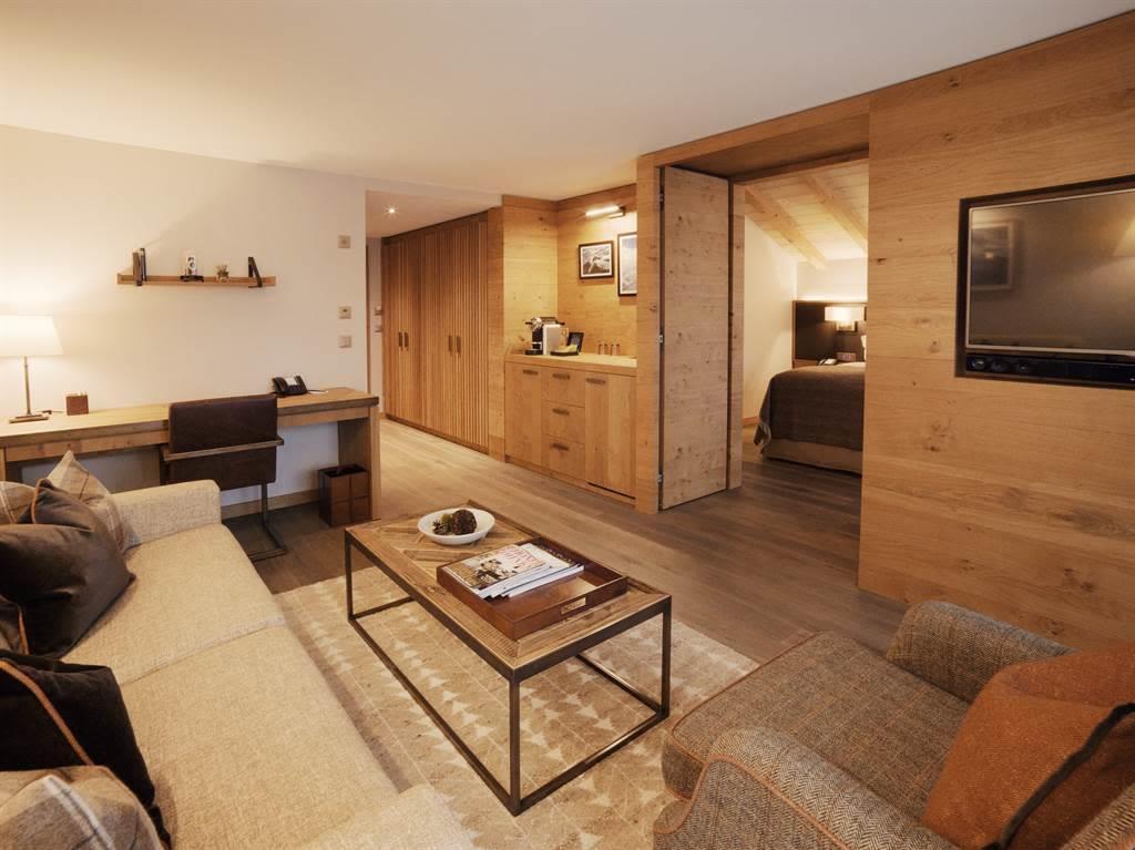 Family Suite Livingroom