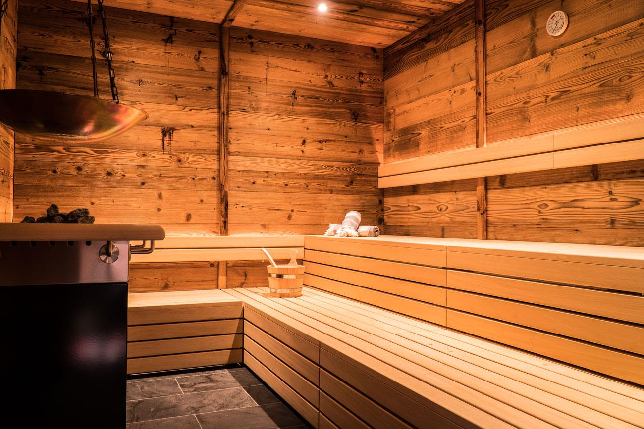 Peak Health Spa - Sauna