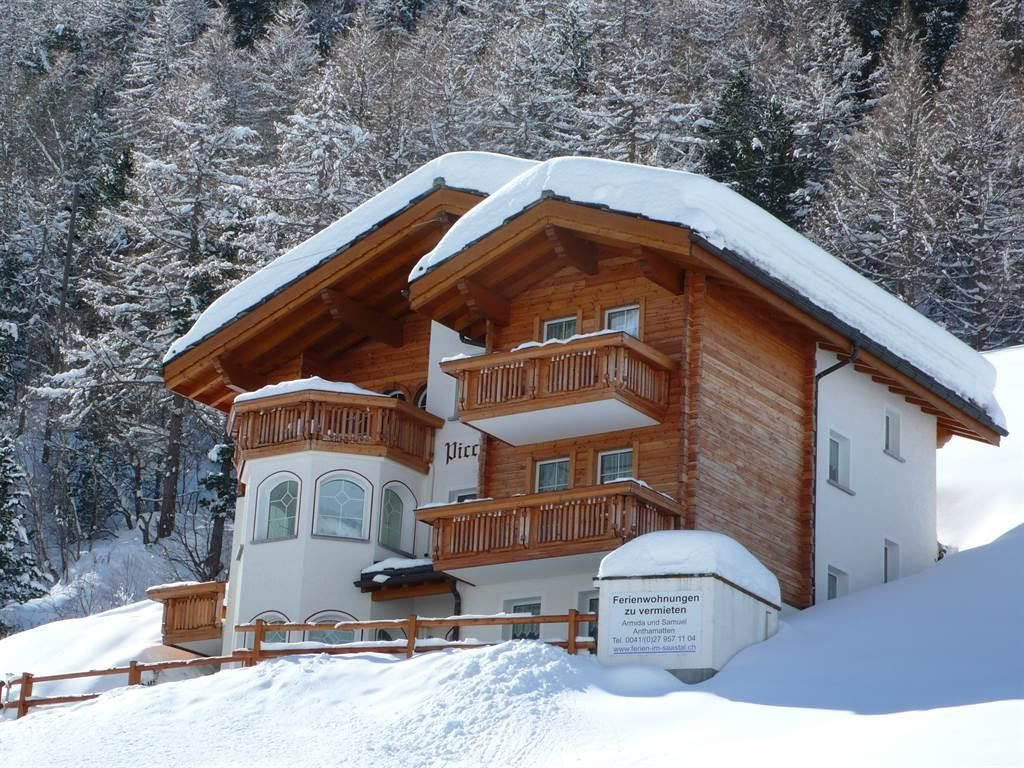Haus Piccolo, Winter