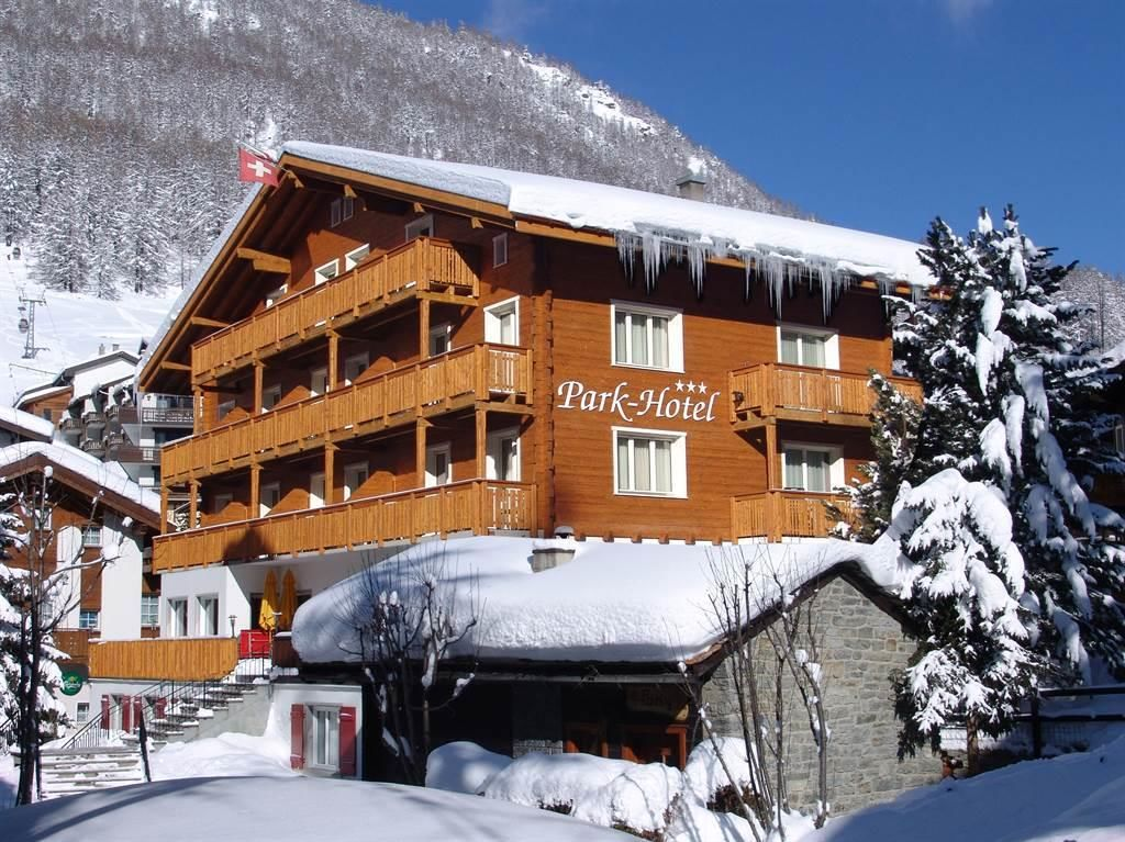 Park-Hotel Saas-Fee Winter