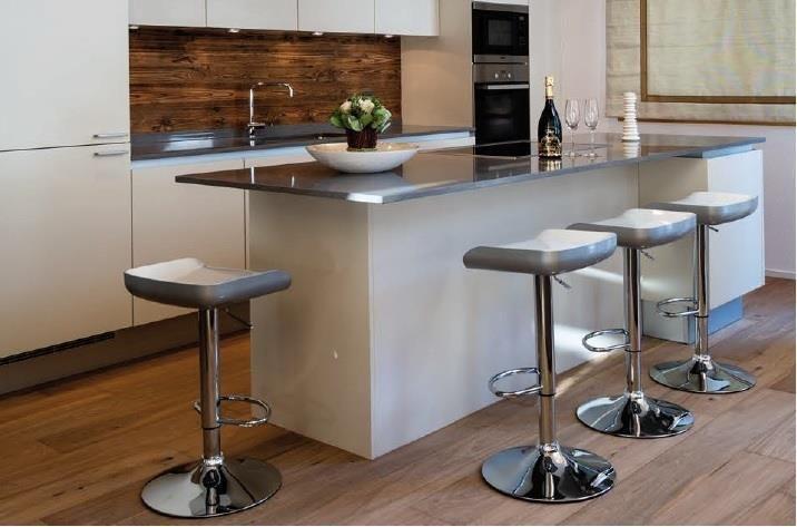 Sonnegg Penthouse open kitchen