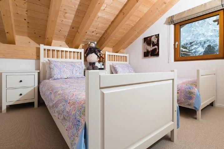 Sonnegg Penthouse Bedroom 2