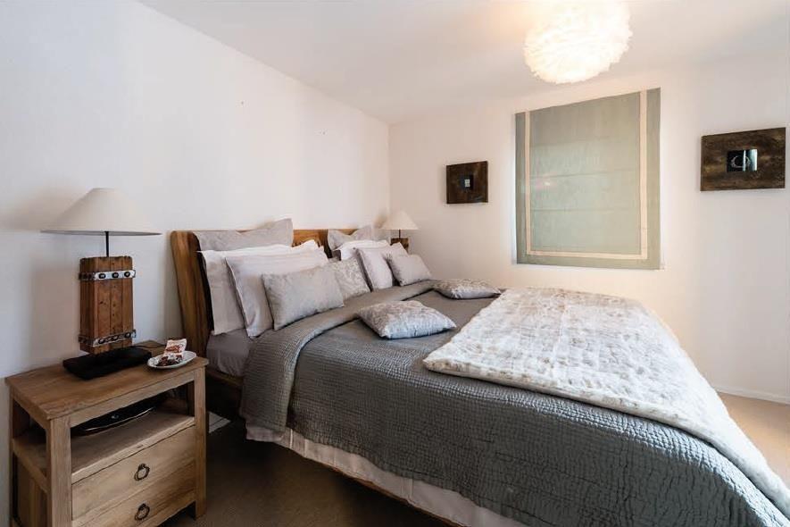 Sonnegg Penthouse Bedroom 4