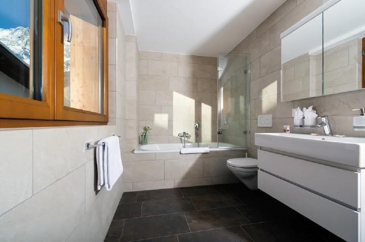 Sonnegg Penthouse Bathroom 2
