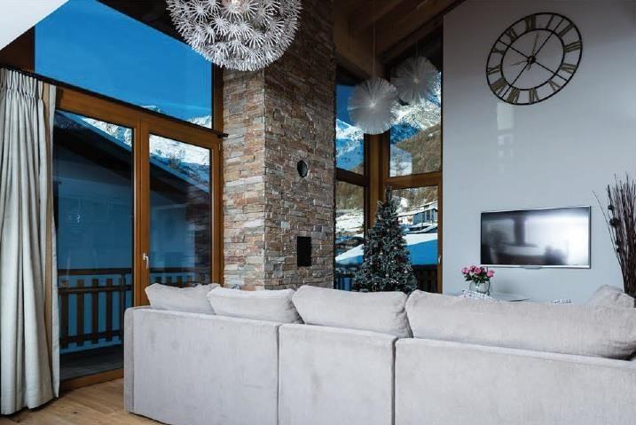 Sonnegg Penthouse Living Room