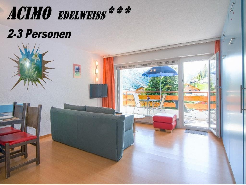 3 Acimo Edelweiss 2-3 Pers