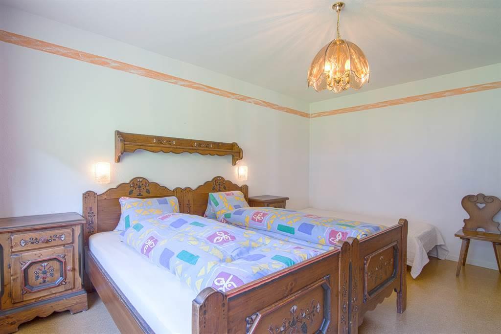 Doppelzimmer mit Z'Bett