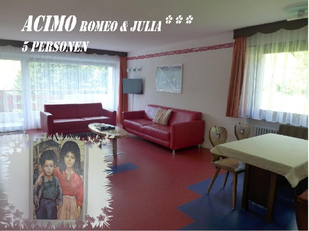 6 Acimo Romeo & Julia 5 Pers