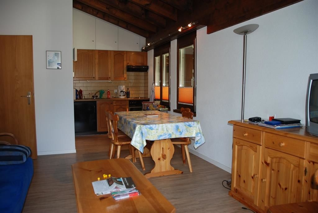 Küche-Wohnzimmer
