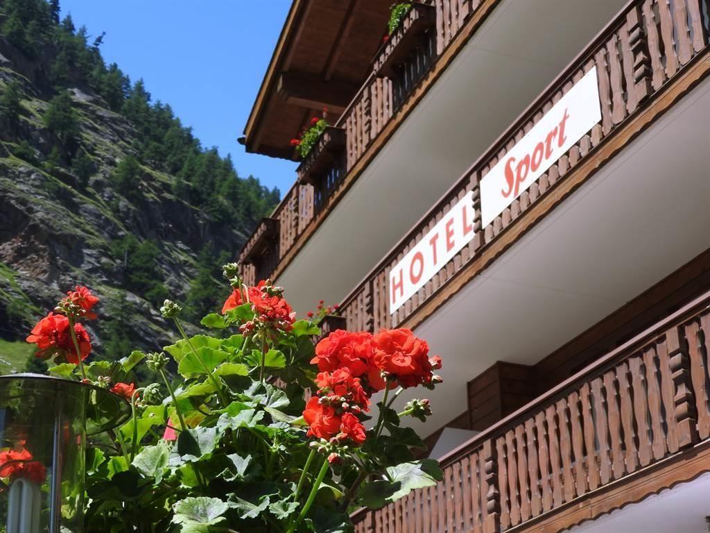 Detail Hotel Sport