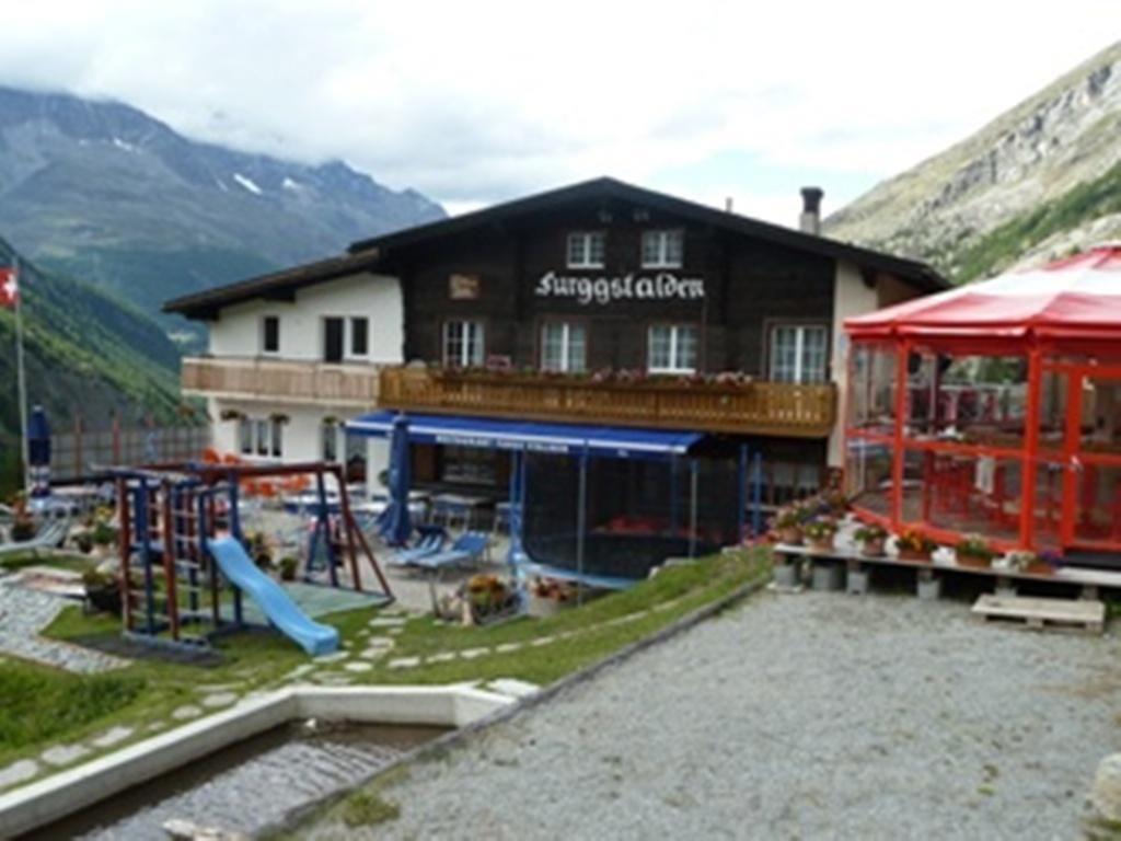 Berghotel Furggstalden