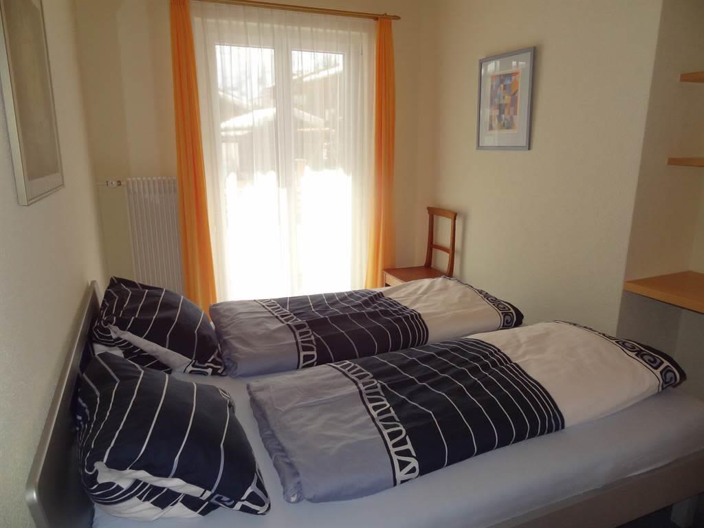 Saas Fee kleines Doppelzimmer