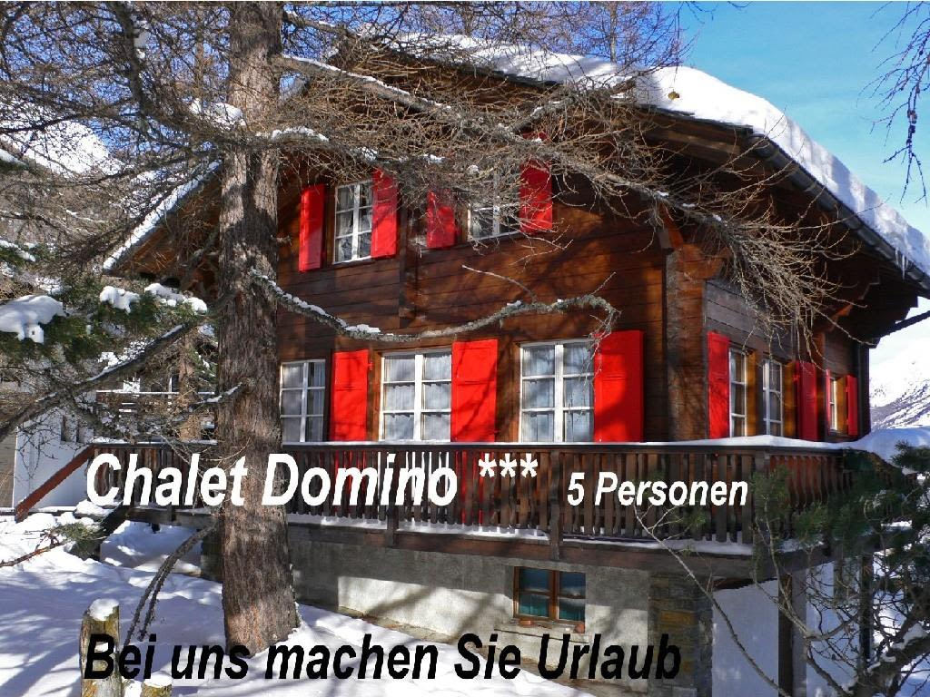 0.1 Chalet Domino Forntbild