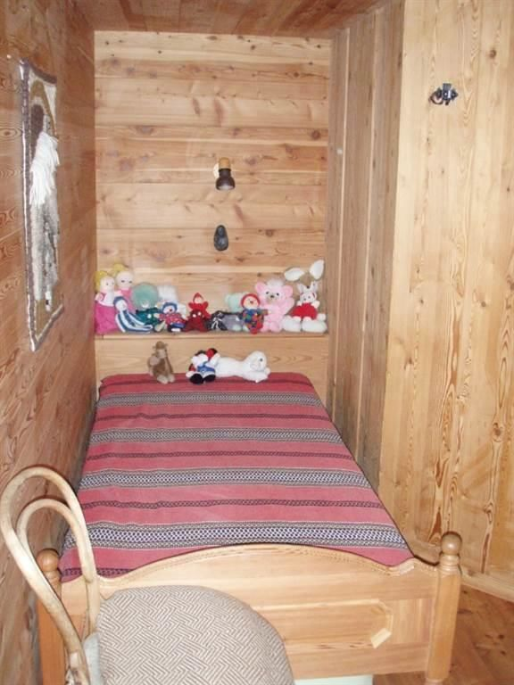 Schlafkammer für eine Erw oder 2 Kinder