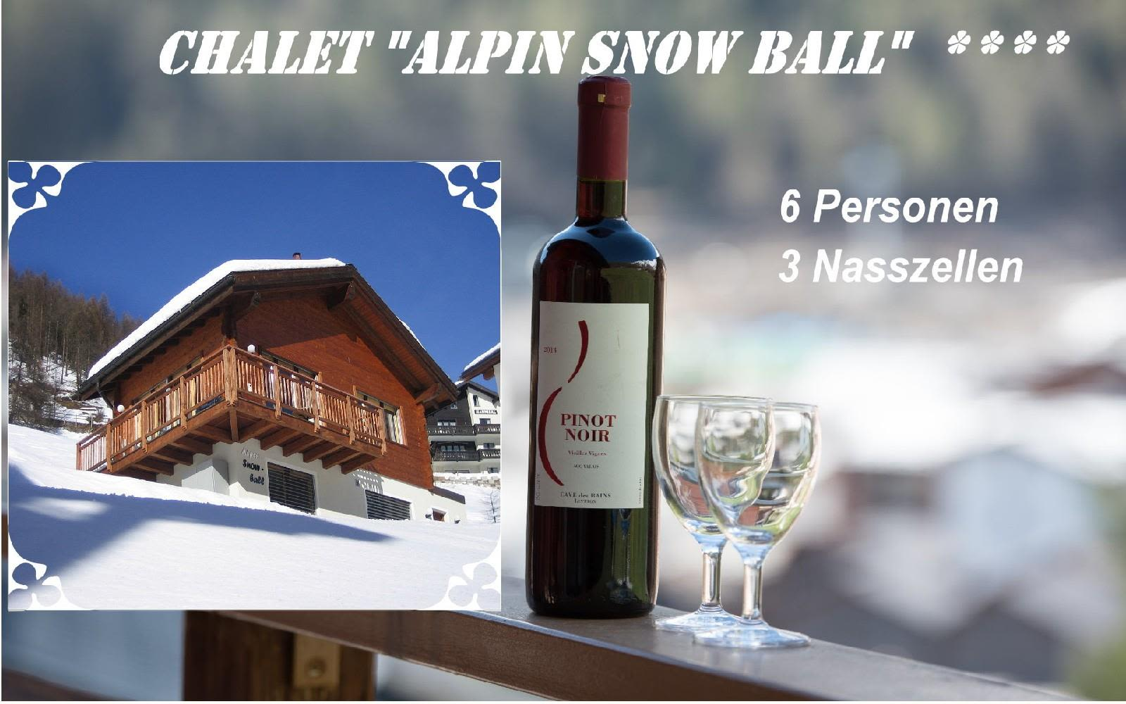 0.1 Alpin Snow Ball Front Winter