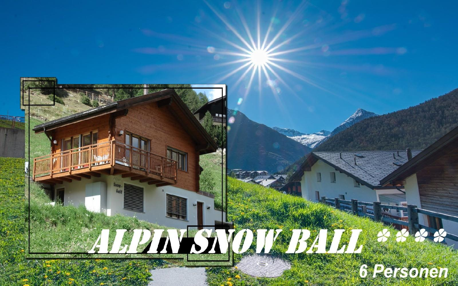 0.1 Alpin Snow Ball Front Sommer