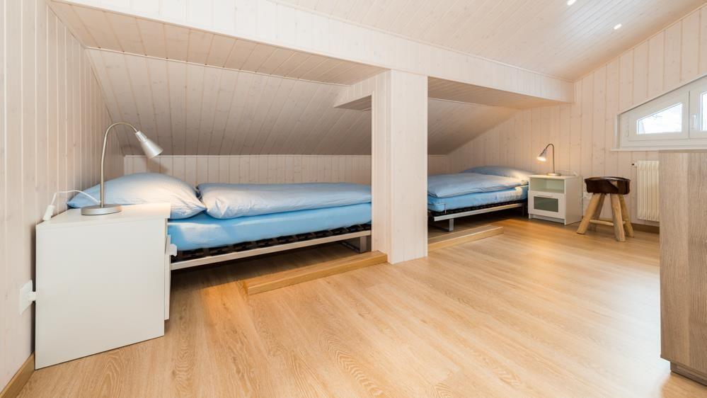 Schlafzimmer Dachschräge