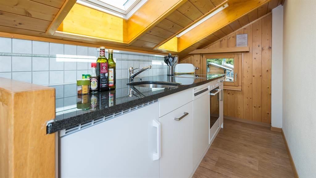 Küche Dachwohnung Belle-Vue