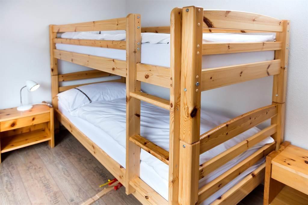 Familienzimmer Bett