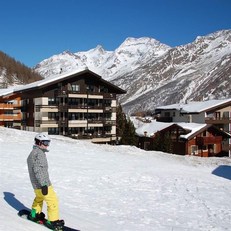 Ski In&Ski out