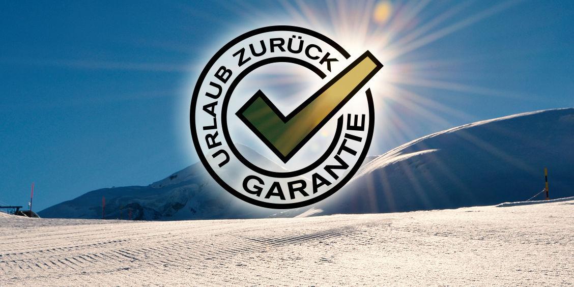Urlaub zurück Garantie - Freie Ferienrepublik Saas-Fee