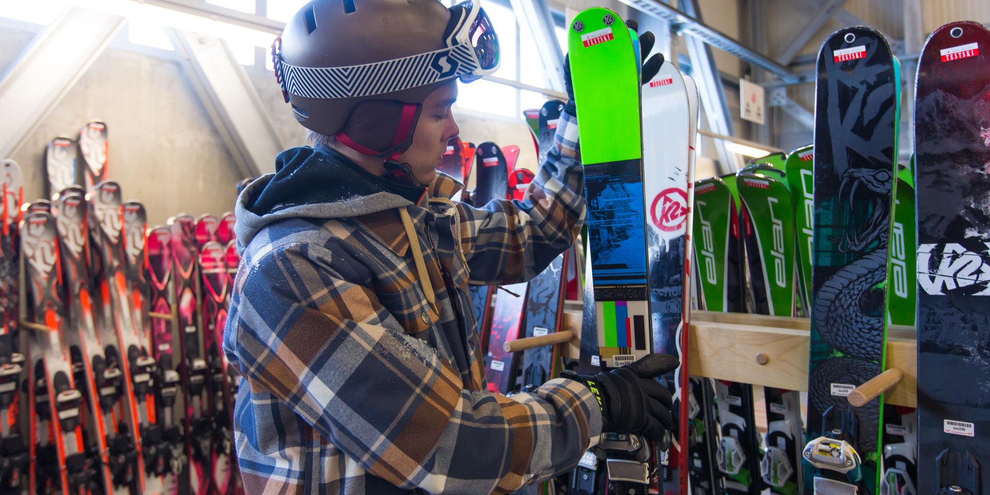Skitest Snowboard Test 2016 in der Freien Ferienrepublik Saas-Fee