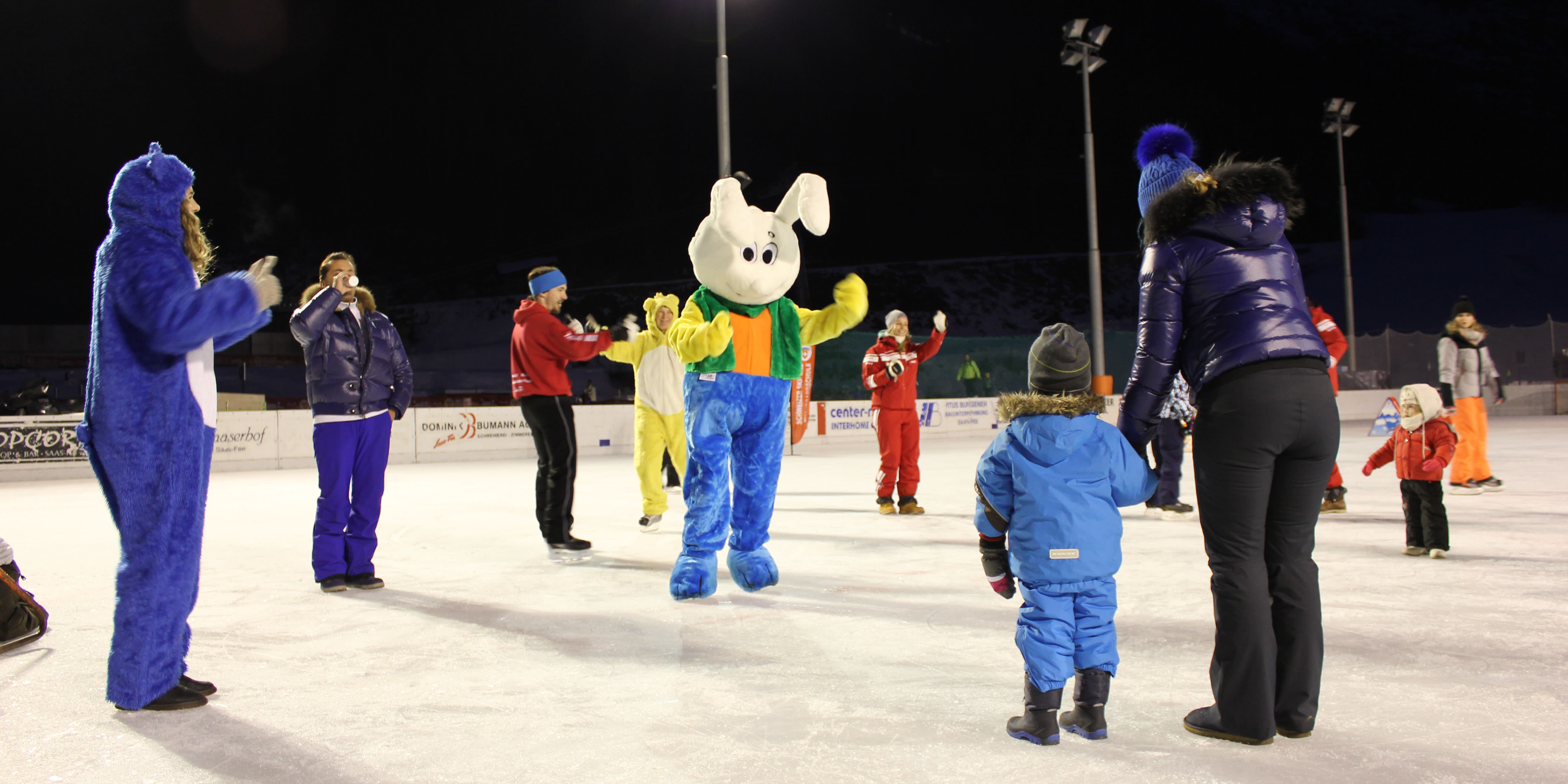 """Snowli On Ice"""