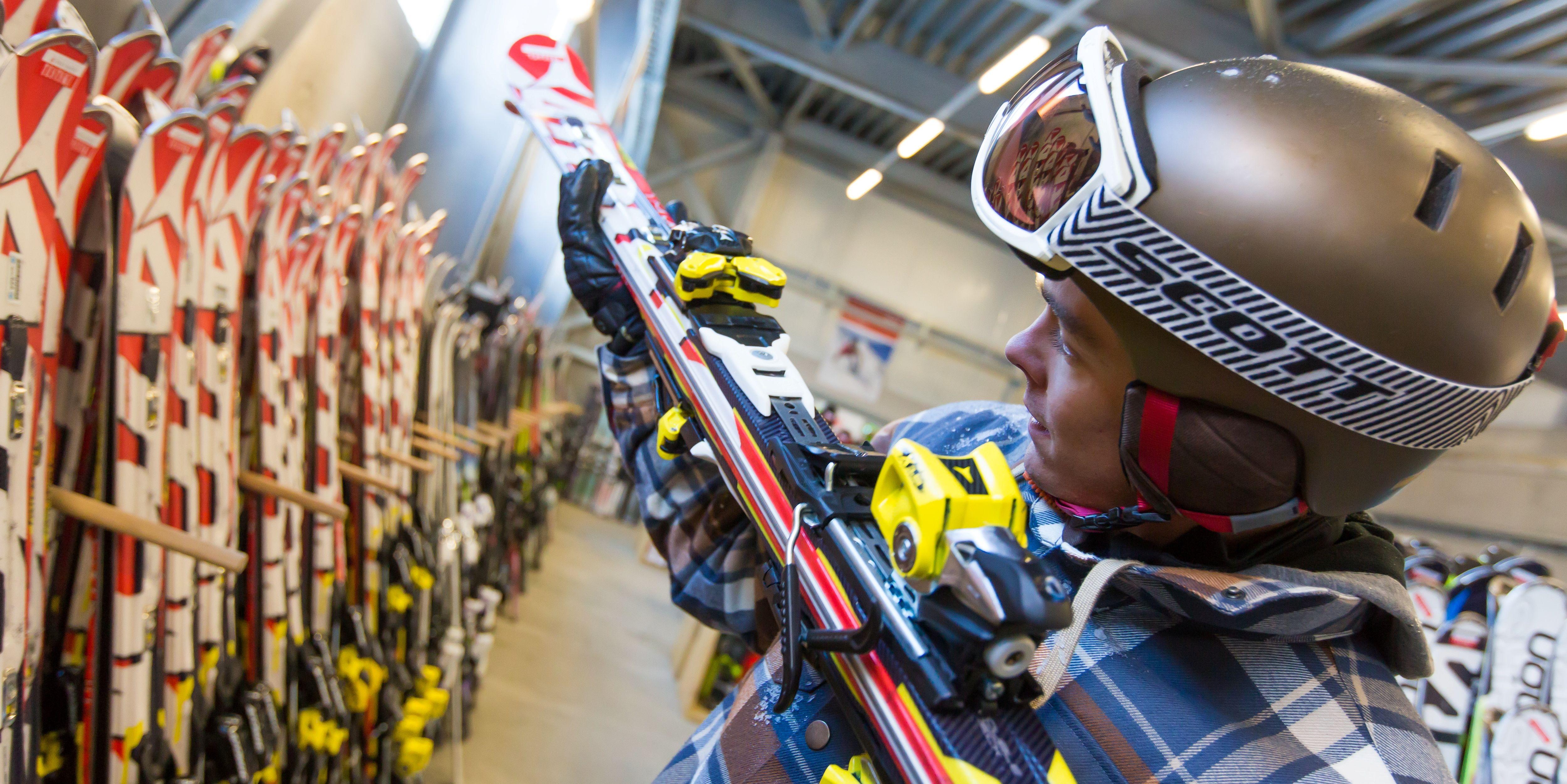 Skitest - Freie Ferienrepublik Saas-Fee