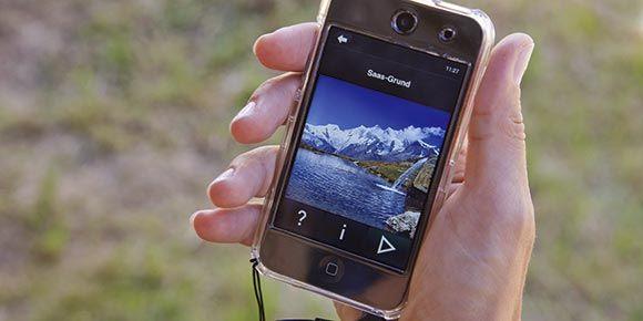 WiFi in der Freien Ferienrepublik Saas-Fee