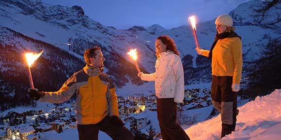 Walliser Berghüttenzauber in der Freien Ferienrepublik Saas-Fee
