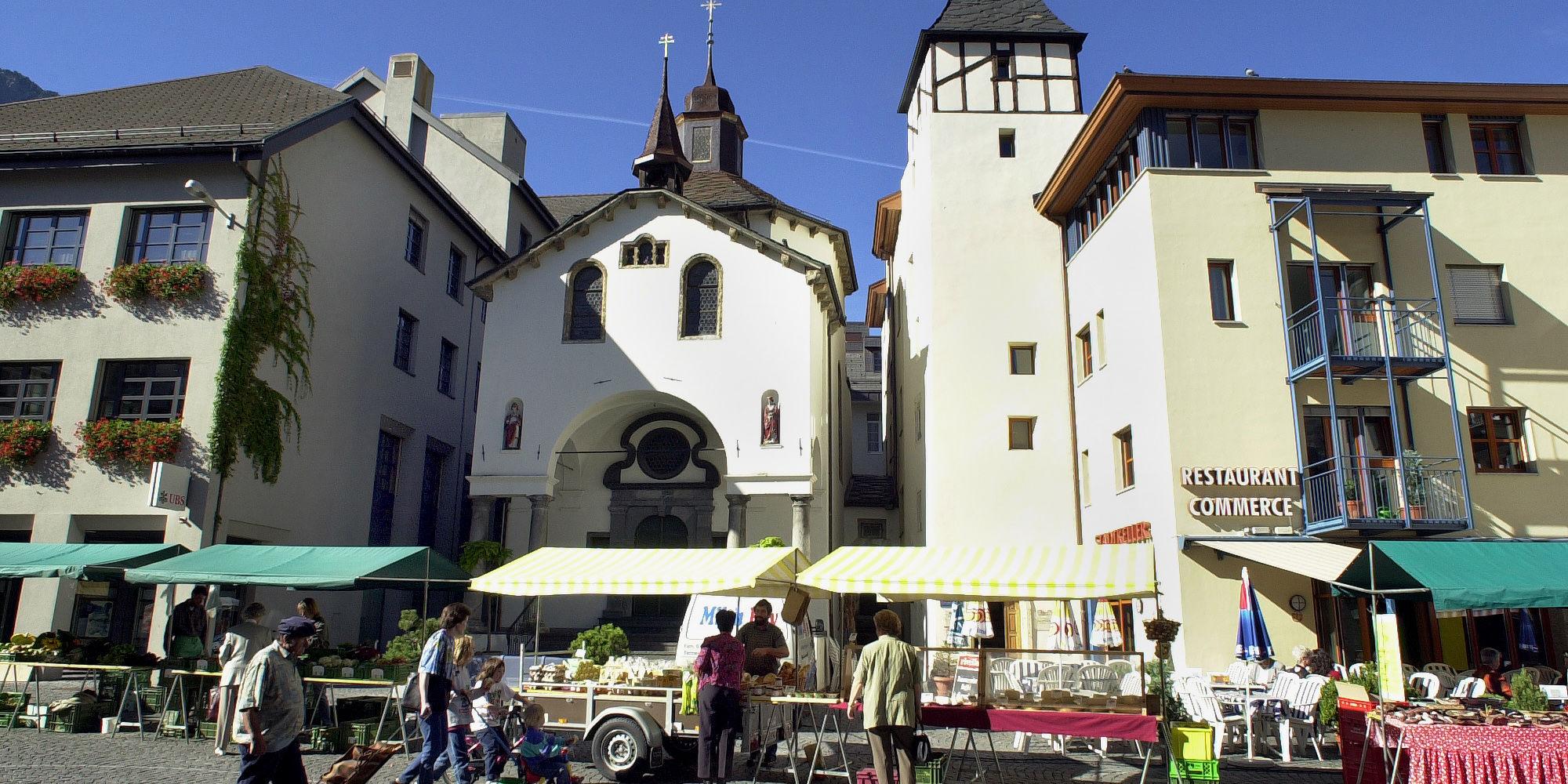 Brig Markt