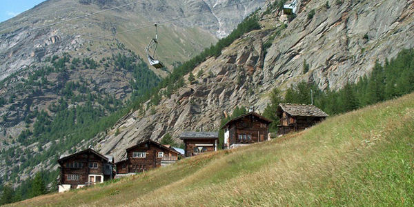 Kian's journey of discovery in the Free Republic of Holidays Saas-Fee