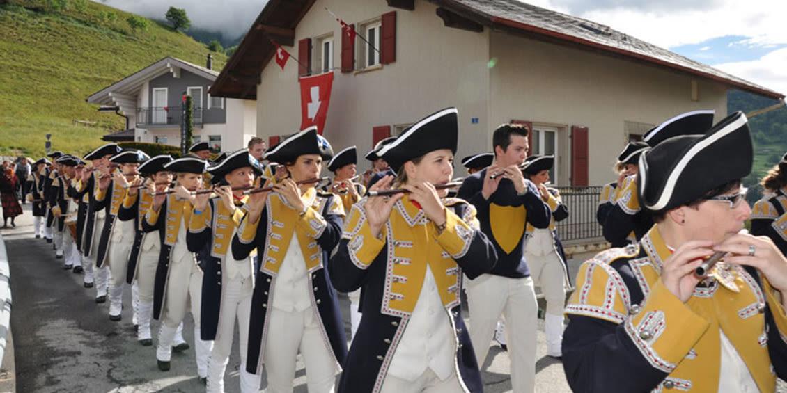 """""""Tambouren- und Pfeiferfest"""""""