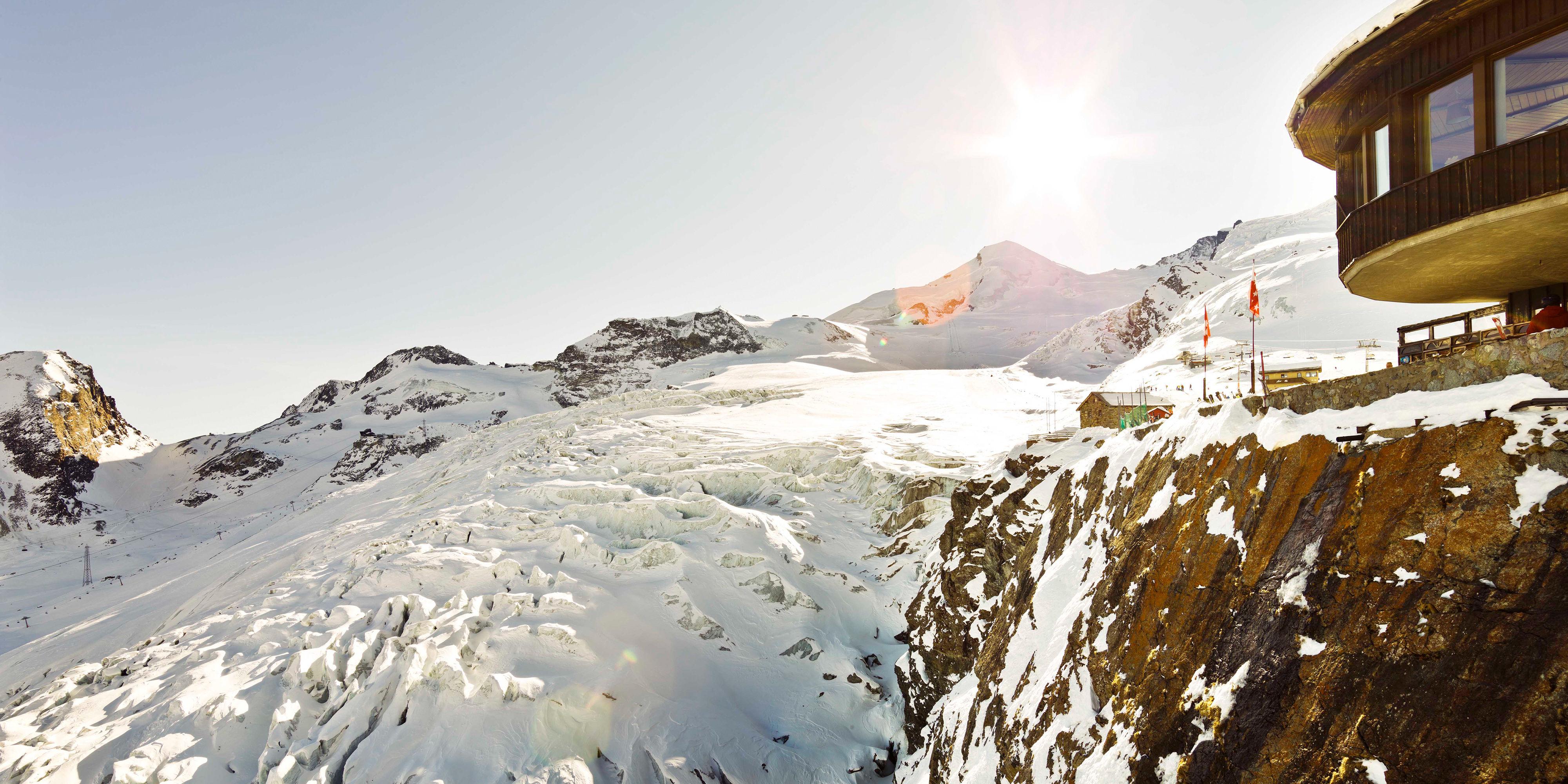 Panorama Saas-Fee