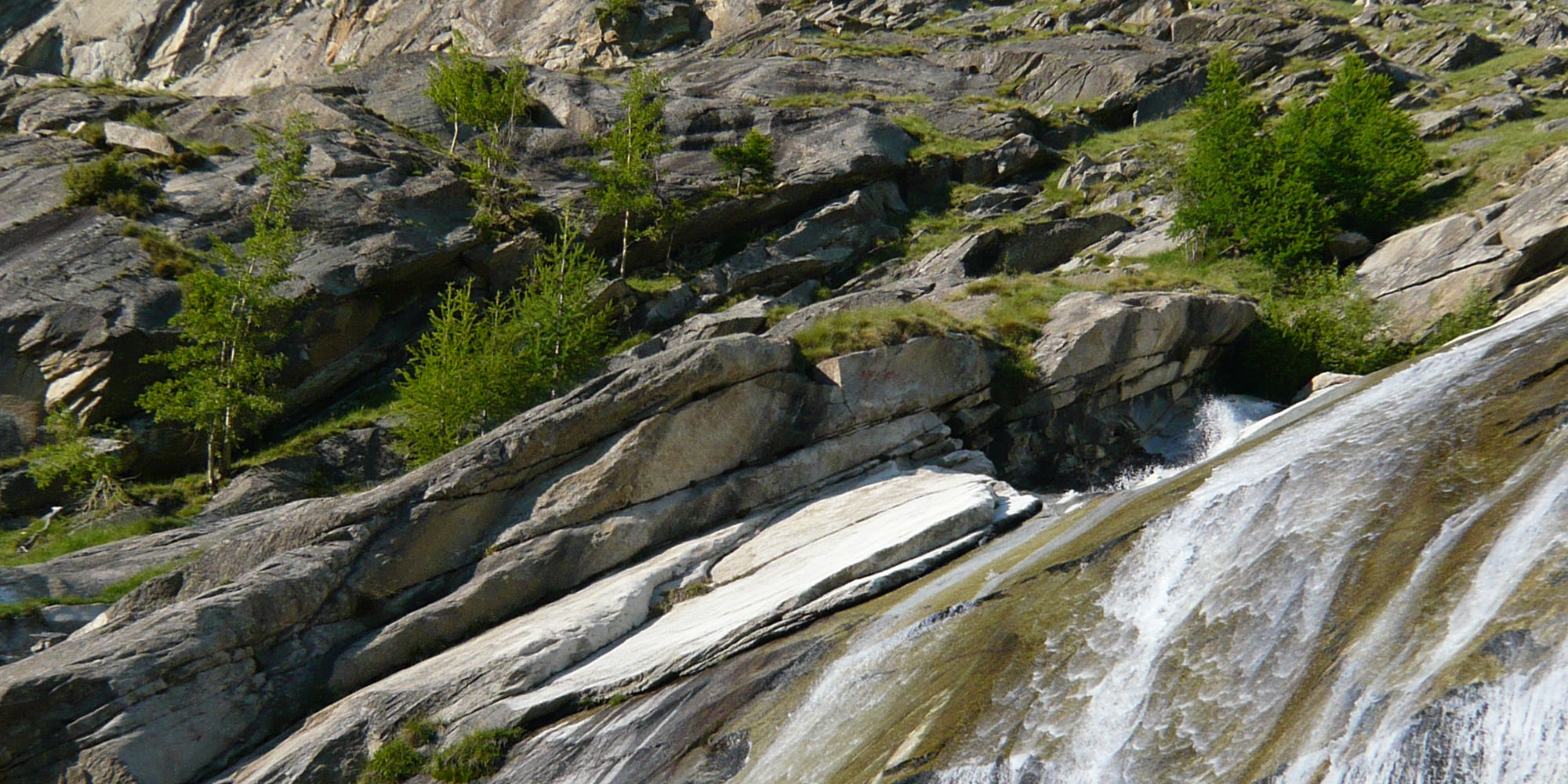 Suonen Trail in the Free Republic of Holidays Saas-Fee