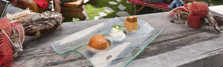 Gourmet Trail der Freien Ferienrepublik Saas-Fee