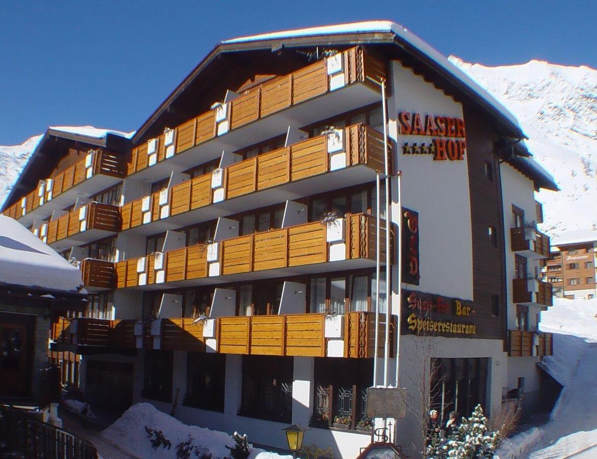 Hotel Saaserhof Saas-Fee
