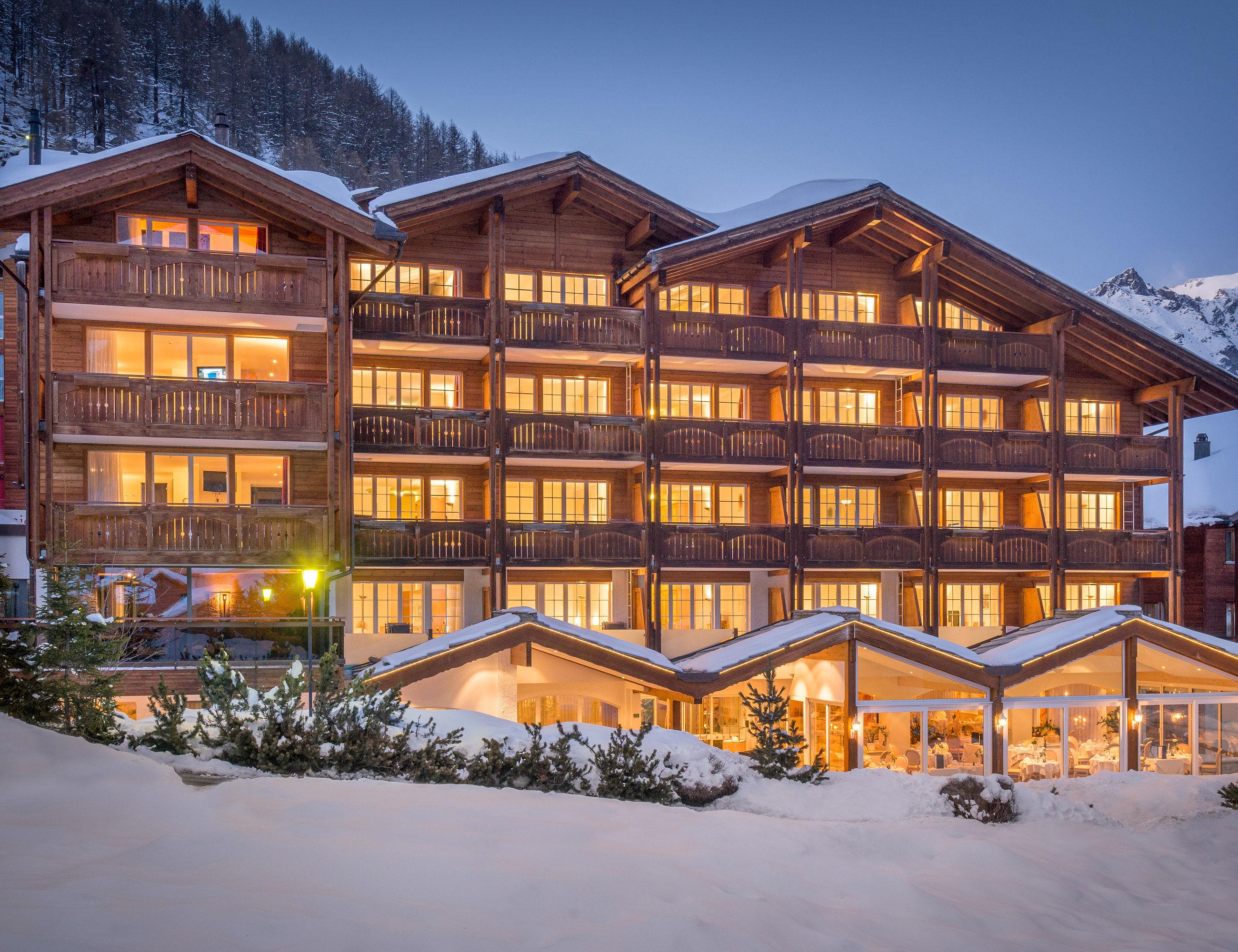 Hotel Schweizerhof Saas-Fee