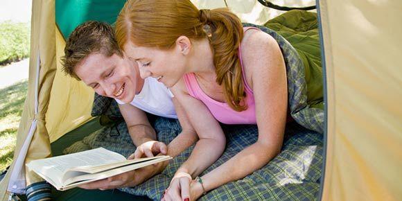 Camping Bergheimat in der Freien Ferienrepublik Saas-Fee