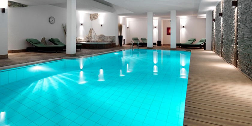 Hotel Schweizerhof Wellness in the Free Republic of Holidays Saas-Fee