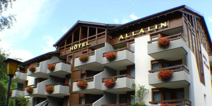 Allalin Saas-Fee