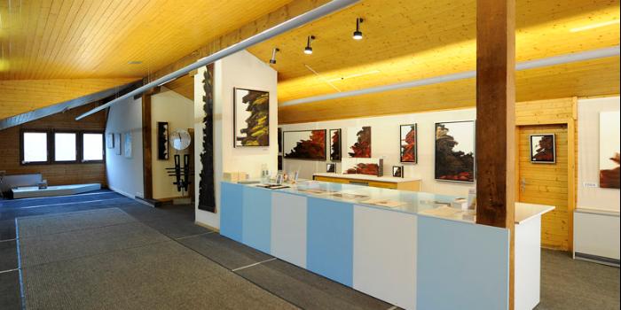 Galerie Maste 4 in Saas-Fee