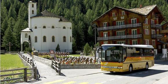 PostAuto buses Saastal